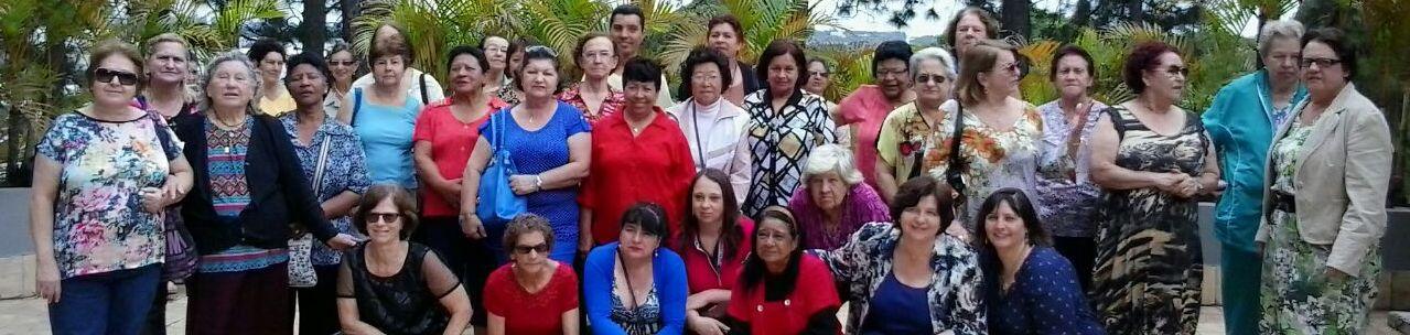 Passeio do grupo da Associação Sras de Caridade São Vicente de Paulo